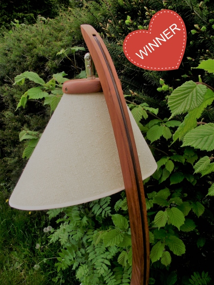 Teak Lamp, Winner